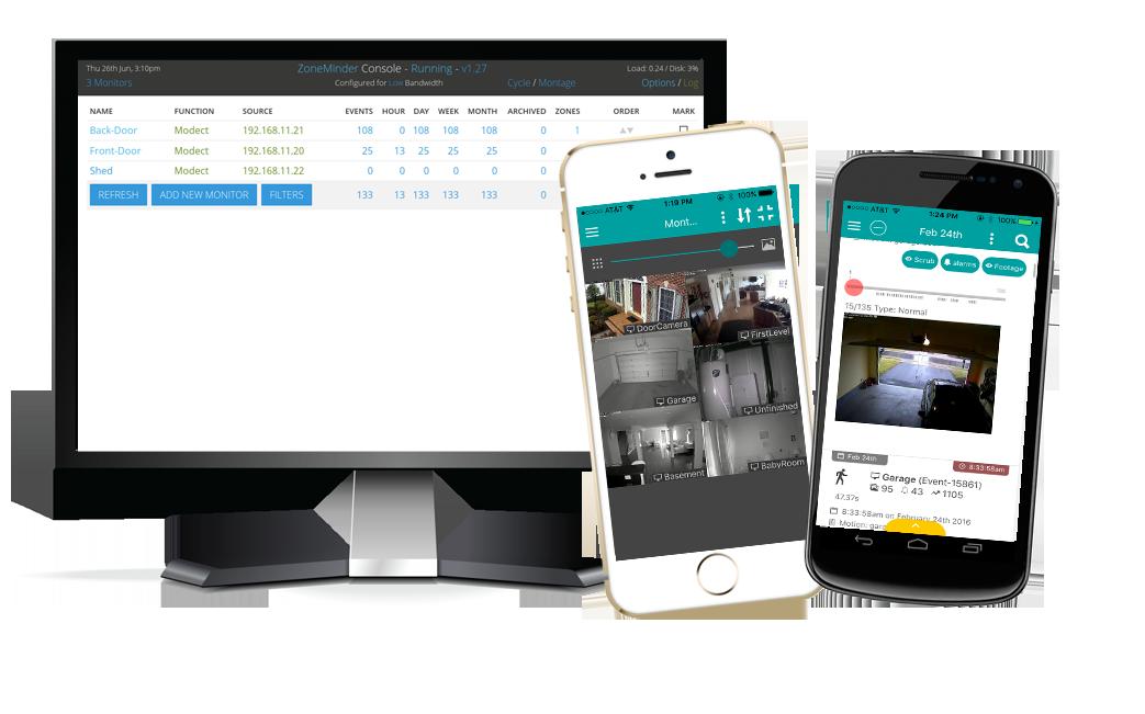 ZoneMinder - OpenSource система відеонагляду